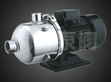 CHL不銹鋼臥式多級泵