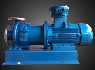ZCQ自(zi)吸式磁(ci)力傳動離心泵