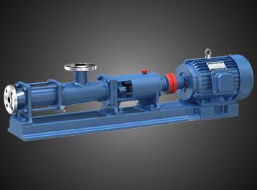 G型螺桿(gan)泵