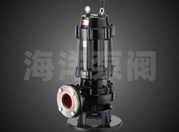 JYWQ自(zi)動攪(jiao)勻潛水排污泵