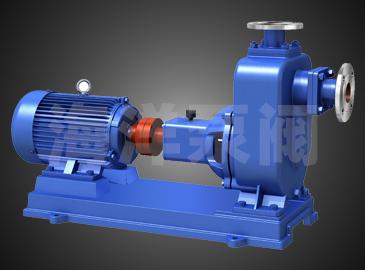 ZW型無堵(du)塞自(zi)吸式排污泵