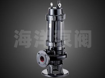 WQK/QG無堵(du)塞排污泵
