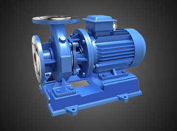 ISW/ISWD臥式管道離心泵